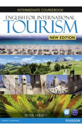 English for International Tourism New Edition Intermediate Coursebook w/ DVD-ROM Pack