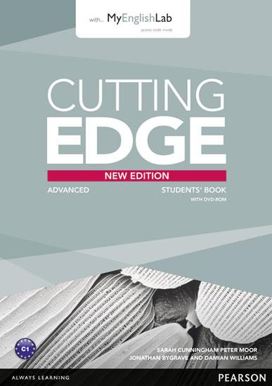 Cutting Edge 3rd Edition Advanced Students´ Book w/ DVD & MyEnglishLab Pack