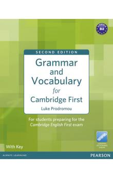 Grammar & Vocabulary for FCE 2nd Edition w/ Access to Longman Dictionaries Online (w/ key)