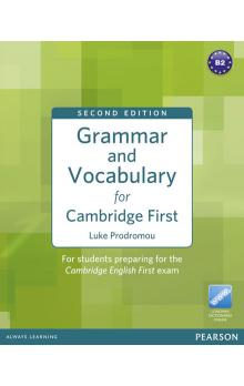 Grammar & Vocabulary for FCE 2nd Edition w/ Access to Longman Dictionaries Online (no key)
