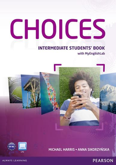 Choices Intermediate Student´s Book w/ MyEnglishLab PIN Code Pack