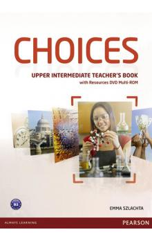 Choices Upper Intermediate Teacher´s Book w/ DVD Multi-Rom Pack