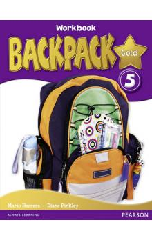 BackPack Gold New Edition 5 Workbook w/ Audio CD Pack