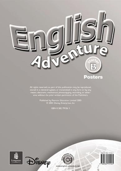 English Adventure Starter B Posters