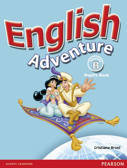 English Adventure Starter B Pupil´s Book