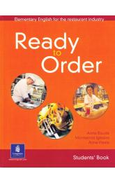 English for Tourism: Ready to Order Students´ Book
