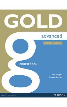 Gold Advanced 2015 Coursebook