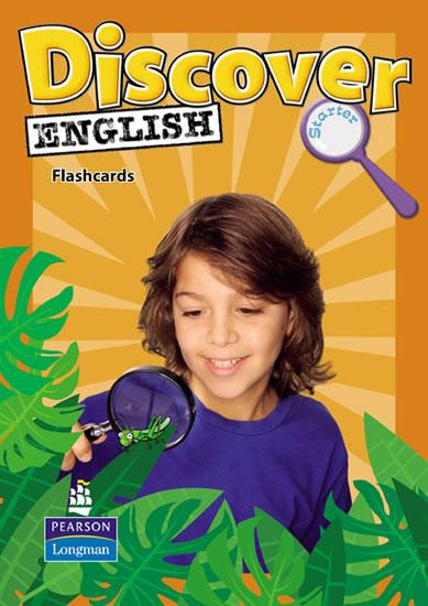 Discover English Global Starter Flashcards