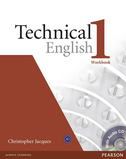 Technical English 1 Workbook w/ Audio CD Pack (no key)