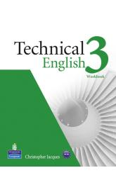 Technical English 3 Workbook w/ Audio CD Pack (no key)
