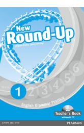 Round Up 1 Teacher´s Book w/ Audio CD Pack