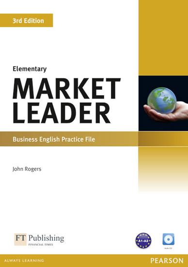 Market Leader 3rd Edition Elementary Practice File w/ CD Pack