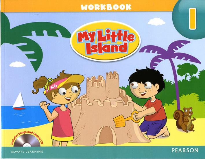 My Little Island 1 Activity Book w/ Songs and Chants Audio CD