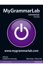 MyGrammarLab Advanced w/ MyEnglishLab Pack (w/ key)