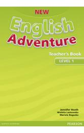 New English Adventure 1 Teacher´s Book