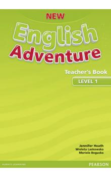 New English Adventure GL 1 TB