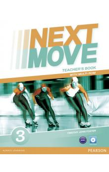 Next Move 3 Teacher´s Book & Multi-ROM Pack