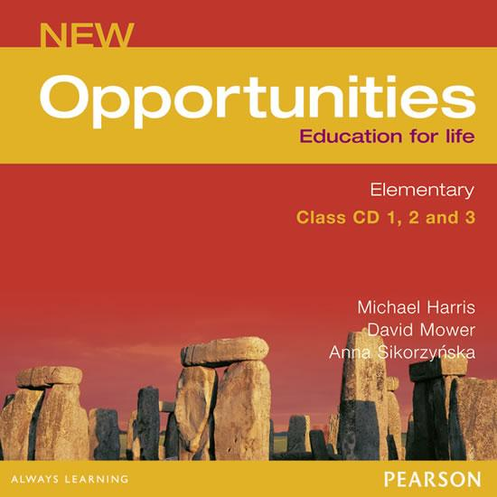 New Opportunities Elementary Class CD