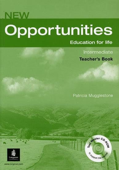 New Opportunities Intermediate Teacher´s Book Pack