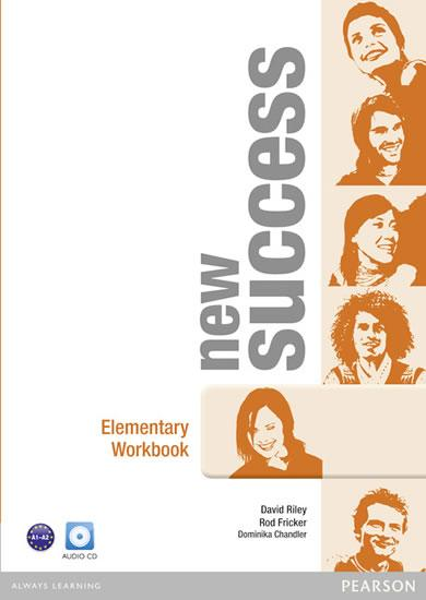 New Success Elementary Workbook w/ Audio CD Pack