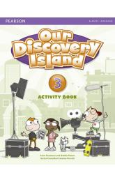 Our Discovery Island 3 Activity Book w/ CD-ROM Pack
