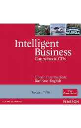 Intelligent Business Upper Intermediate Course Book Audio CD 1-2