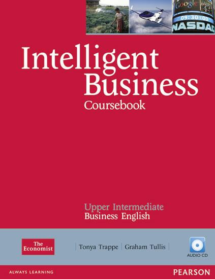 Intelligent Business Upper Intermediate Coursebook w/ CD Pack