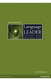 Language Leader Pre-Intermediate Teacher´s Book w/ Test Master CD-ROM Pack