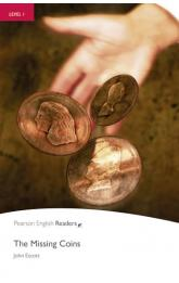 PER | Level 1: The Missing Coins Bk/CD Pack