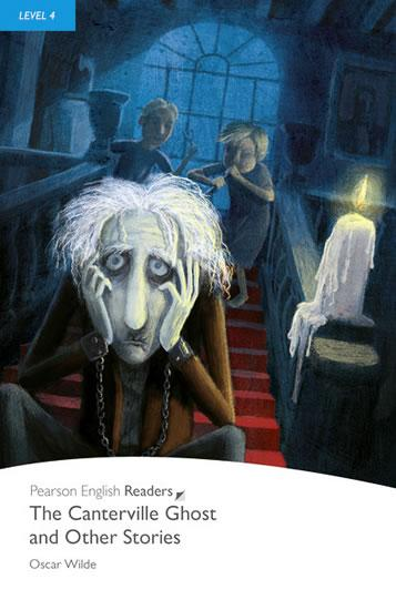PER | Level 4: The Canterville Ghost and Other Stories Bk/MP3 Pack