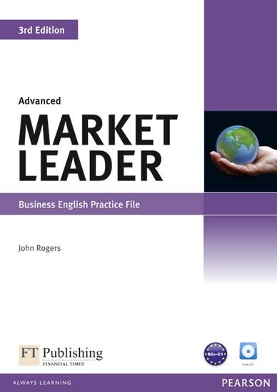 Market Leader 3rd Edition Advanced Practice File w/ CD Pack