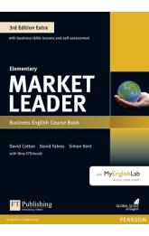 Market Leader 3rd Edition Extra Elementary Coursebook w/ DVD-ROM Pack