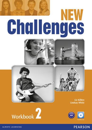 New Challenges 2 Workbook w/ Audio CD Pack