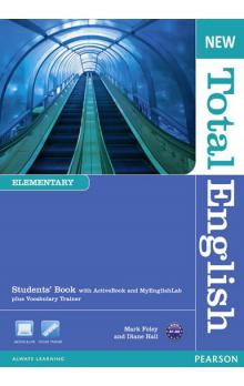 New Total English Elementary Students´ Book with Active Book and MyLab Pack