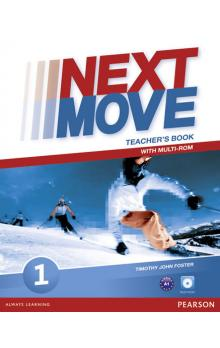 Next Move 1 Teacher´s Book & Multi-ROM pack