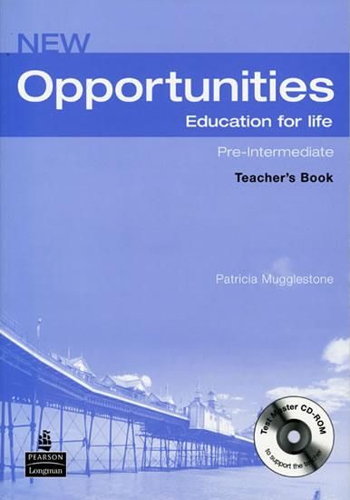 New Opportunities Pre-Intermediate Teacher´s Book Pack