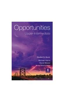 Opportunities Upper Intermediate Student's Book