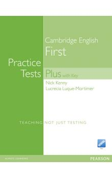 Practice Tests Plus Cambridge English First 2008 w/ CD-ROM Pack (w/ key)