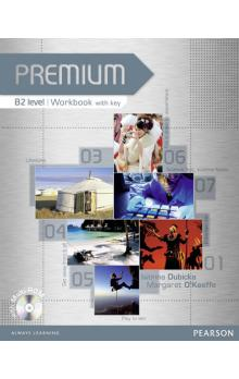 Premium B2 Workbook w/ Multi-Rom Pack (w/ key)