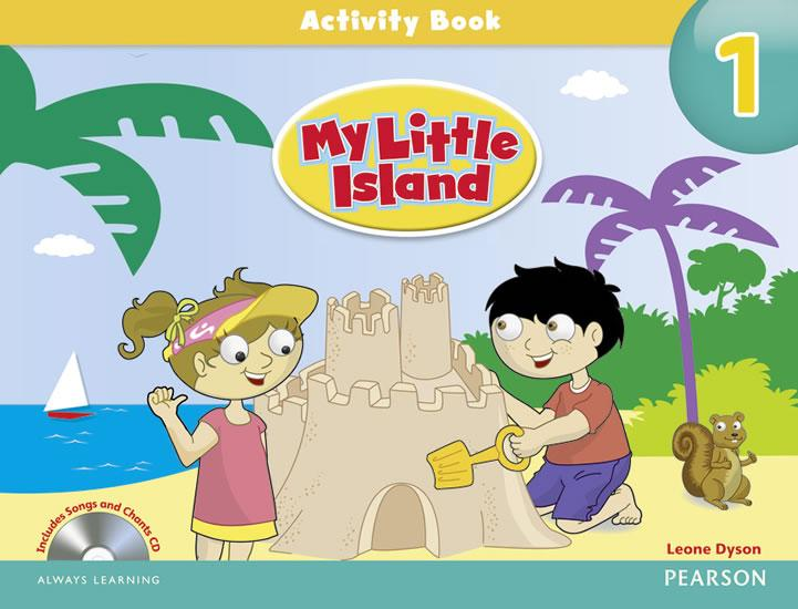 My Little Island 1 Activity Book w/ Songs and Chants CD Pack