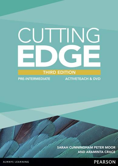Cutting Edge 3rd Edition Pre-Intermediate Active Teach