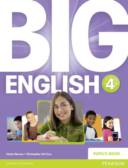 Big English 4 Pupil´s Book - Herrera Mario