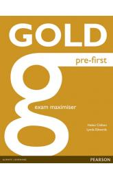 Gold Pre-First 2014 Maximiser no key