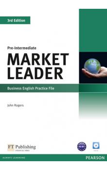 Market Leader 3rd Edition Pre-Intermediate Practice File & Practice File CD Pack