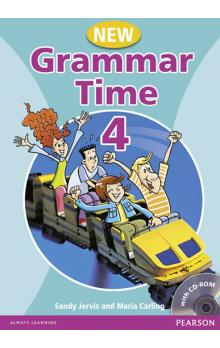 Grammar Time New Edition 4 Students´ Book Pack