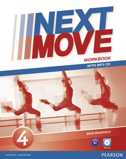 Next Move 4 Workbook w/ MP3 Audio Pack