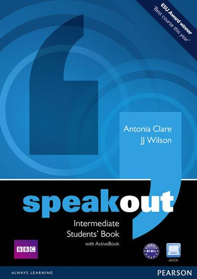 Speakout Intermediate Students´ Book w/ DVD/Active Book Multi-Rom Pack