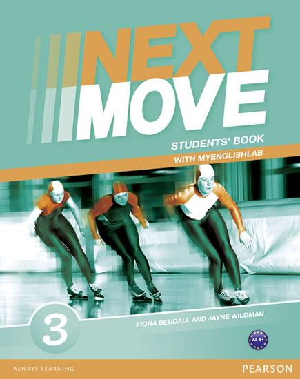 Next Move 3 Students´ Book w/ MyEnglishLab Pack