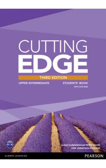 Cutting Edge 3rd Edition Upper Intermediate Students´ Book w/ DVD & MyEnglishLab Pack