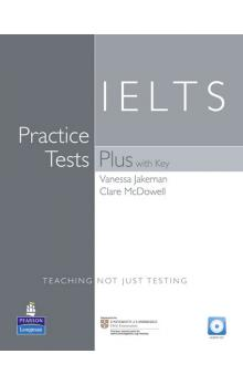 Practice Tests Plus IELTS With Key & CD Pack